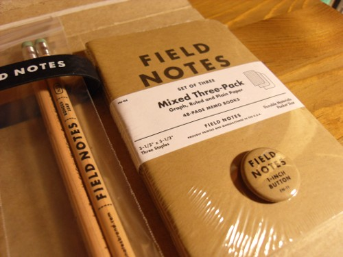 Field Notes Review Part I The Pencil  Pencil Revolution