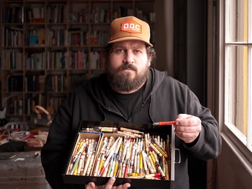 interview with mr aaron draplin draplin design co and. Black Bedroom Furniture Sets. Home Design Ideas