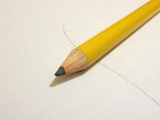 My First Ticonderoga Pencil Revolution