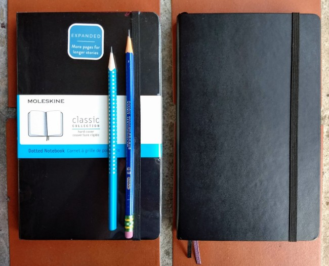 Moleskine Expanded: The Fat New Classic Notebook.